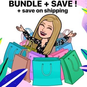 BUNDLE & SAVE ‼️